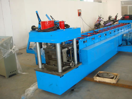 C Purlin Forming Machine Roll Forming Machine Of
